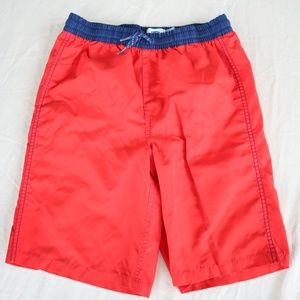 ⭐5 for $25 Old Navy Swim~Red Blue Color Block